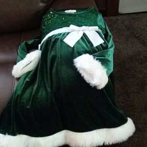 Girls christmas or party dress